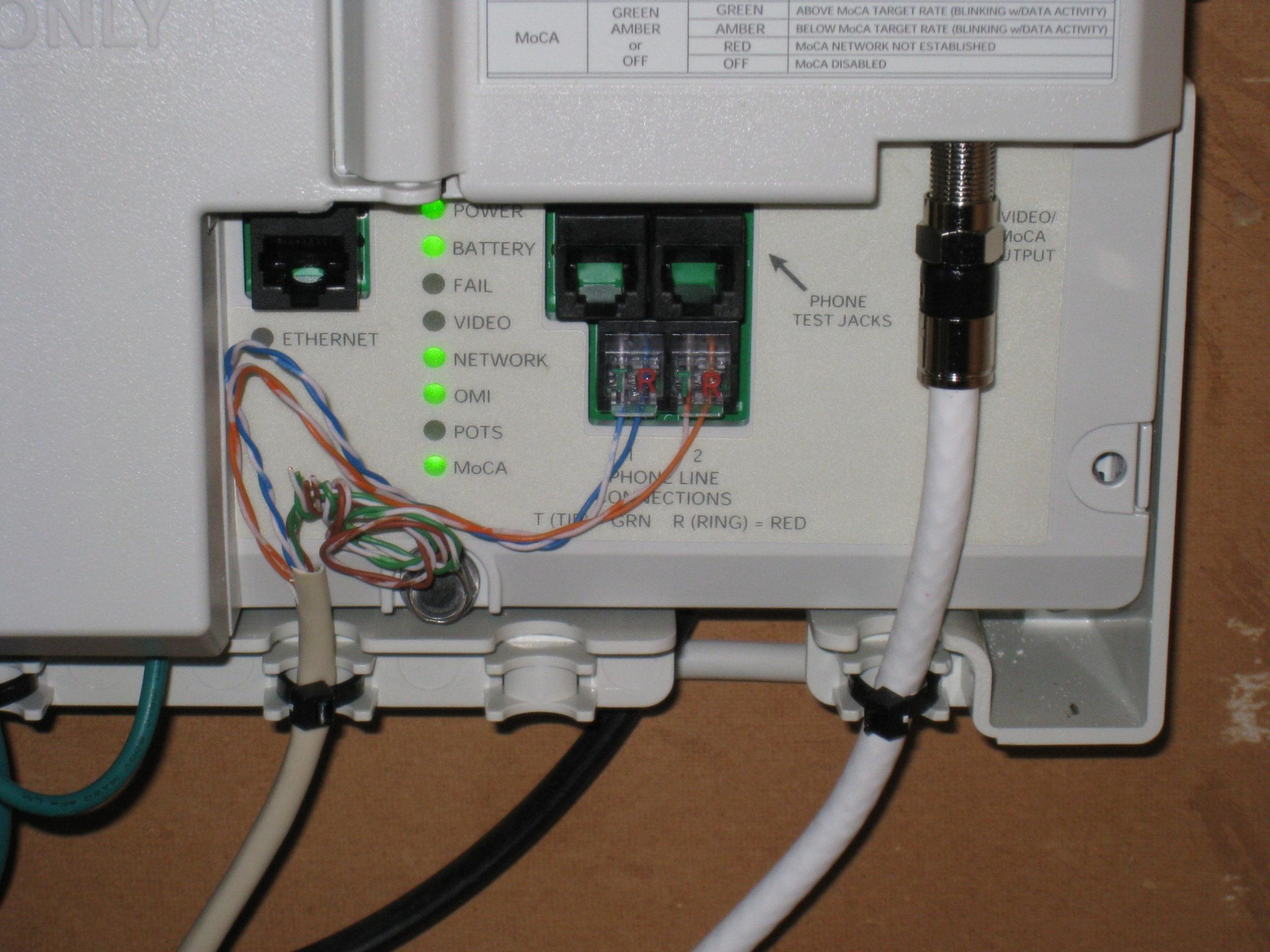 Diagram] Verizon Outside Phone Box Wiring Diagram Full