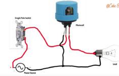 Simple Photocell Diagram – Seniorsclub.it Cable-Basin