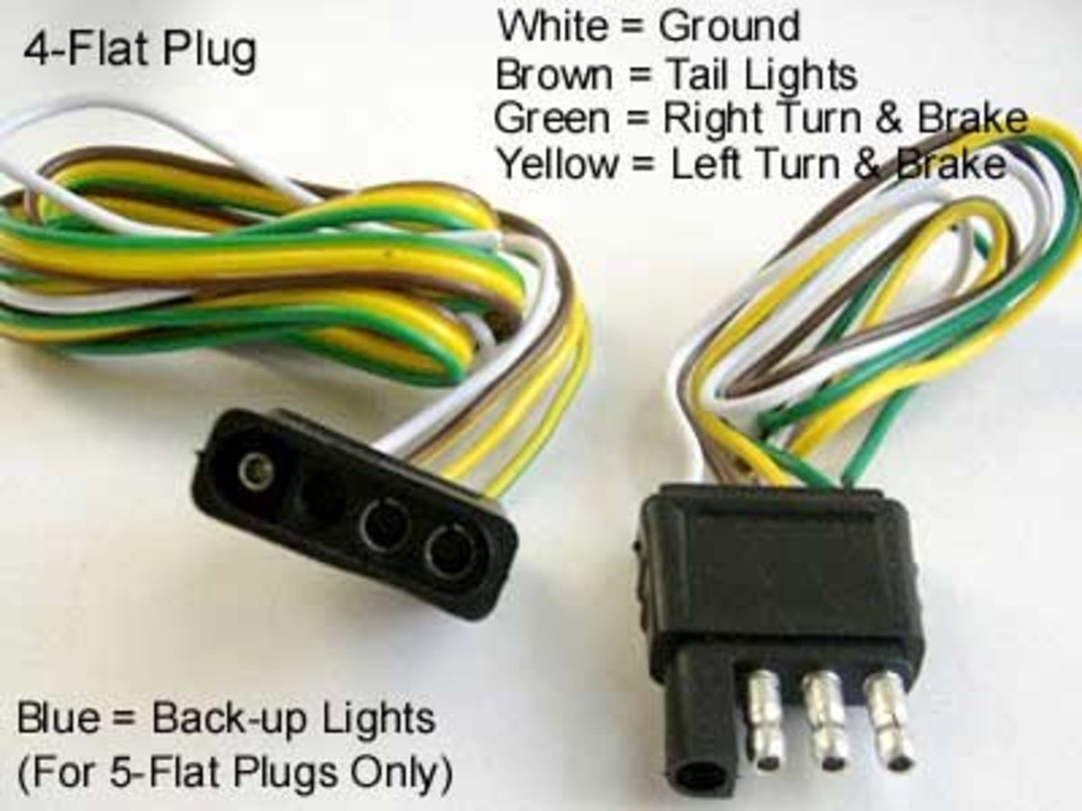 Tips For Installing 4-Pin Trailer Wiring - Axleaddict - A