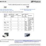 Usb Mini B 5 Pin 5 Wiring Diagram USB Wiring Diagram